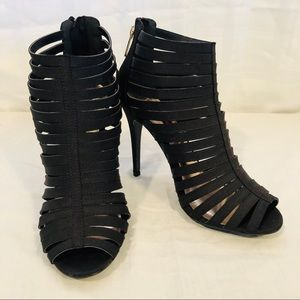 dollhouse caged heels